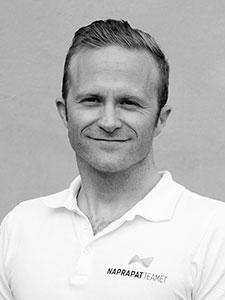 Fredrik W. Holmström