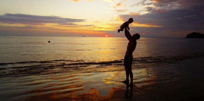 Ta vare på din pappaledighet