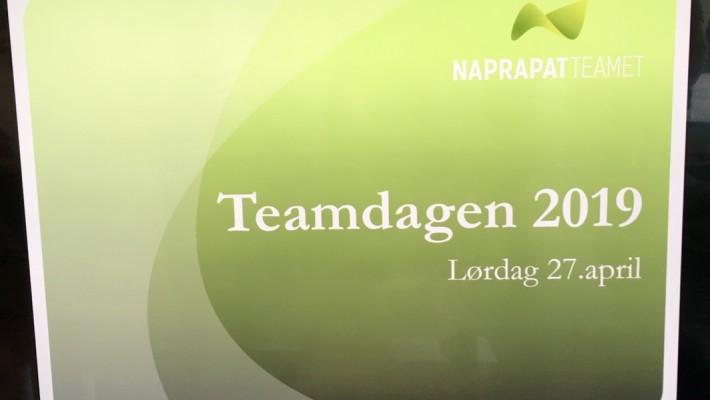 Teamdag 2019
